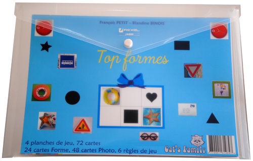 Top formes +  extension