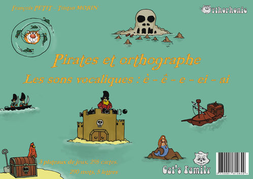 Download game - Pirates of french spelling - Sounds è